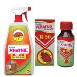 Khatnil K-20 Herbal bed bug killer