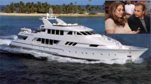 TIAN TIna and ANil Ambani's custom built luxury yacht