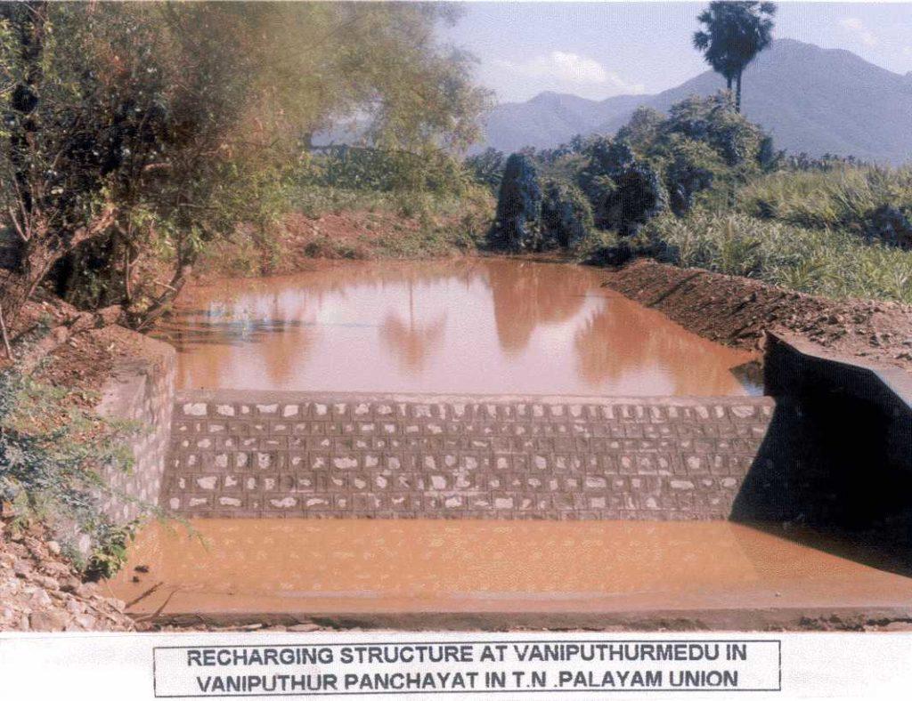 palayam check dam