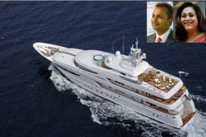 TIAN used luxury Yacht