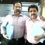 Attack on RTI Activist Sulaiman Bhimani's office