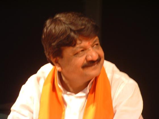 Kailash Vijayvargiya MLA