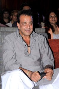 Sanjay Dutt at the launch of T P Aggarwal's trade magazine 'Blockbuster'