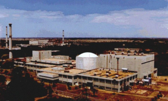 Kalpakkam: Madras Atomic Power Plant