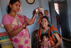 Community health in India