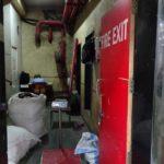 Media Release: False Fire Exits at Golden Chariot & Big Bazaar at Goregaon Hub Mall