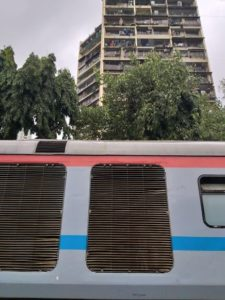 Residents suffer noise and air pollution for nearly a decade, courtesy Indian Railways 2