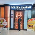 Golden Chariot flies again without NOC