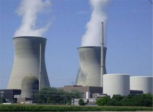 Nuclear power plant at Gujarat KAPS - Kakrapar Atomic Power Station