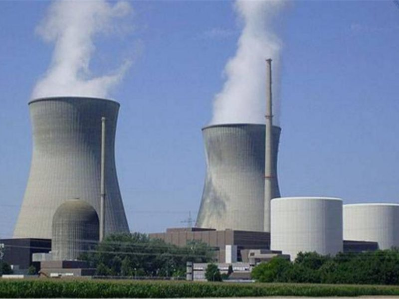 Nuclear power plant at Gujarat KAPS - Kakrapar Atomic Power Station