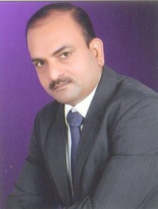 Bharat Mishra, local journalist from Mira Road