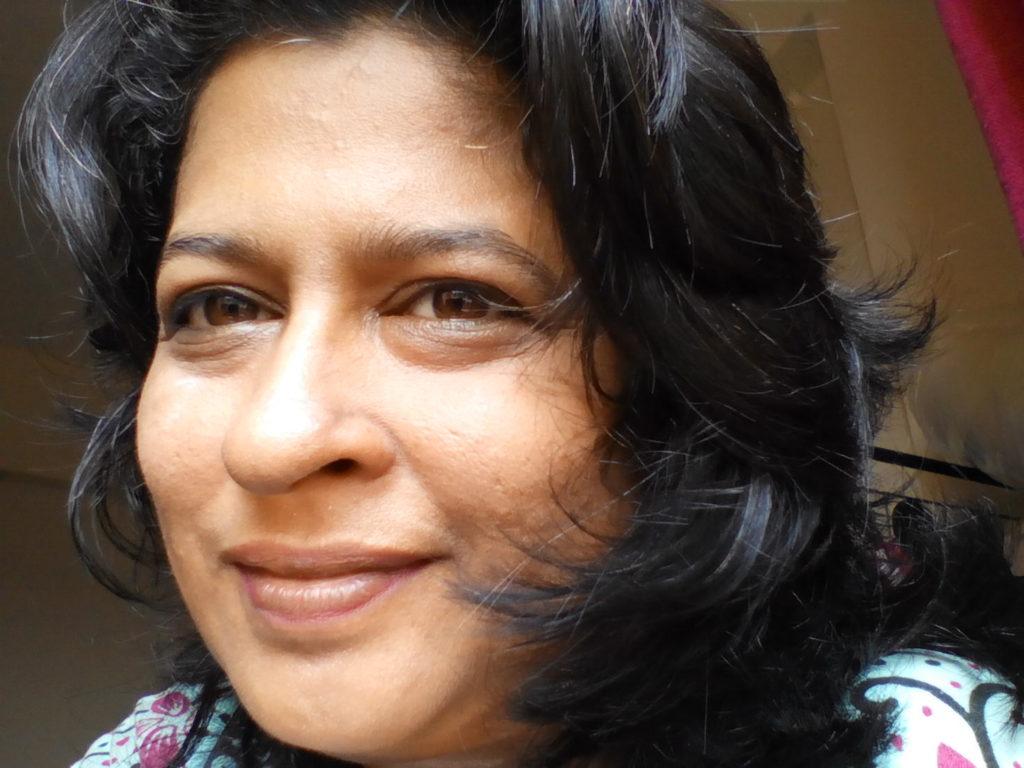 Vidyut, blogger, can take a joke