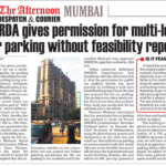 MMRDA gives permission for multi-level car parking without feasibility report to RNA Corp. #RNAExotica