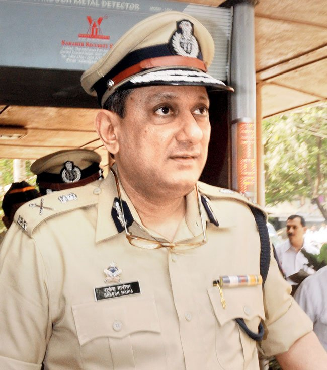 Rakesh Maria [Courtesy: mid-day.com]