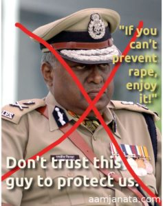 CBI Director Ranjit Sinha and the legalizing of rape?