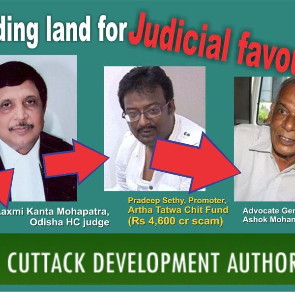 The nexus - The dirty dealings of Chief Justice of Manipur HC
