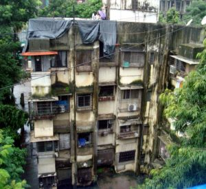 Chances are, at least five buildings collapse in Mumbai alone this monsoon