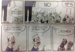 AAP and its yes men