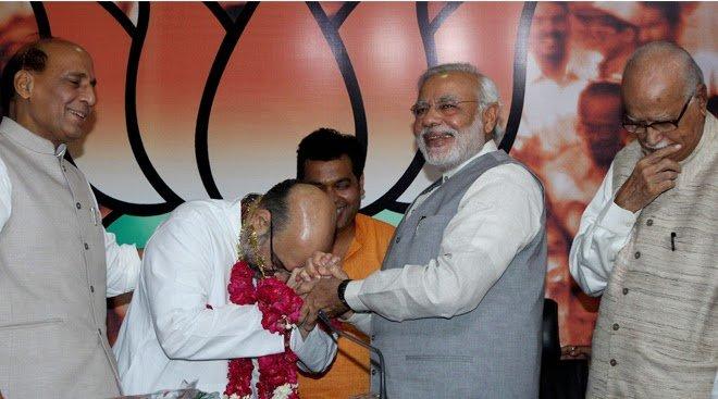 Amit Shah Narendra Modi BJP