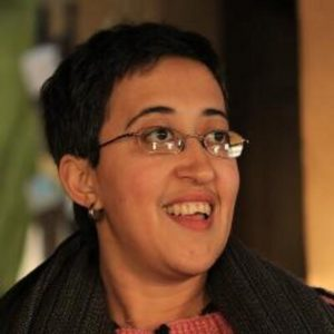 What does Atishi Marlena's letter mean?