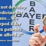 New cancer drug Nexavar not for Indians but western patients who afford #Bayer