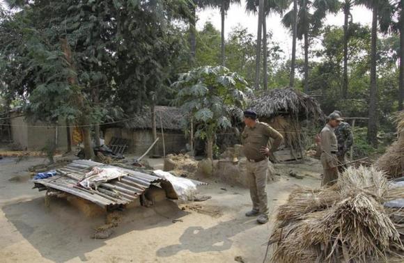 birbhum gang rape courtyard