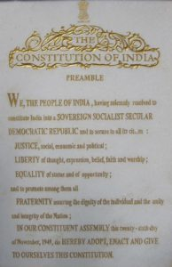 Constitution Day, 26th Nov 1949
