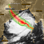 News updates from Cyclone Phailin