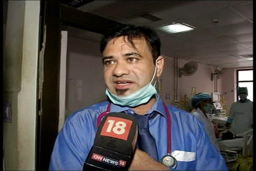 Dr Kafeel Ahmad