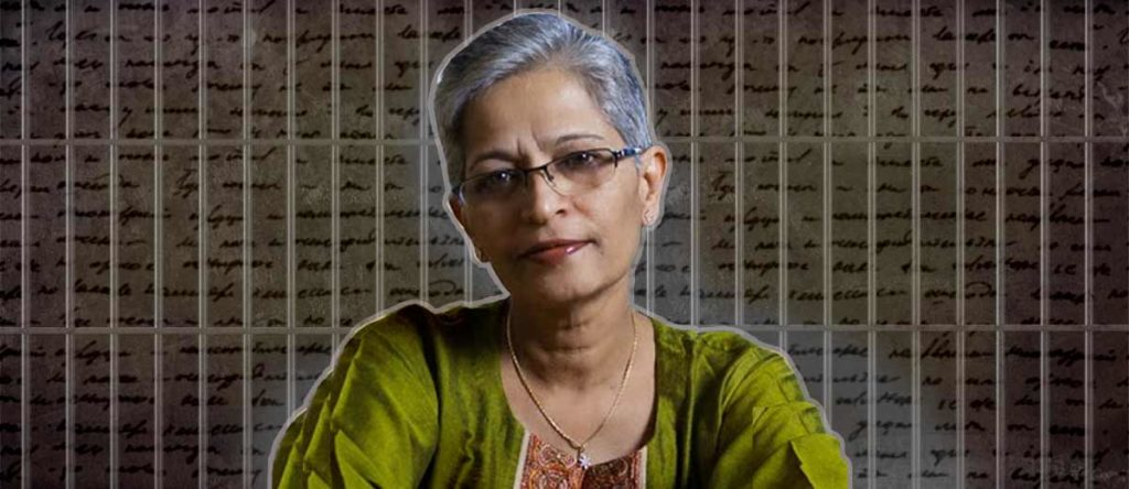 Yet another rationalist murdered. Yet another step closer to losing fear  #GauriLankesh #RationalistMurders 9