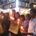 Scenes from protests nationwide against Gauri Lankesh's murder 6