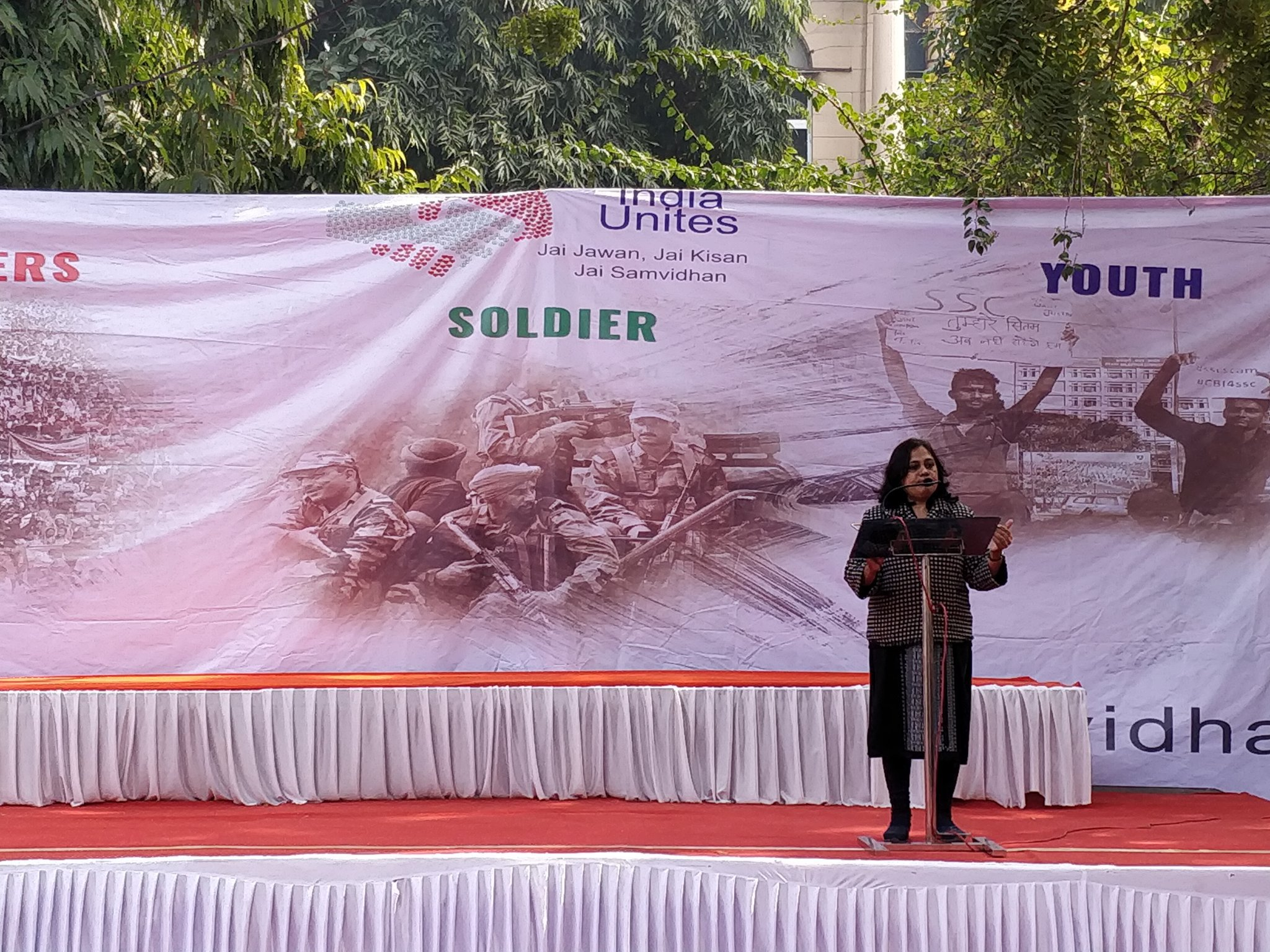 #IndiaUnites Day 5: Civil Society unites, #IndiaRejectsHate 2