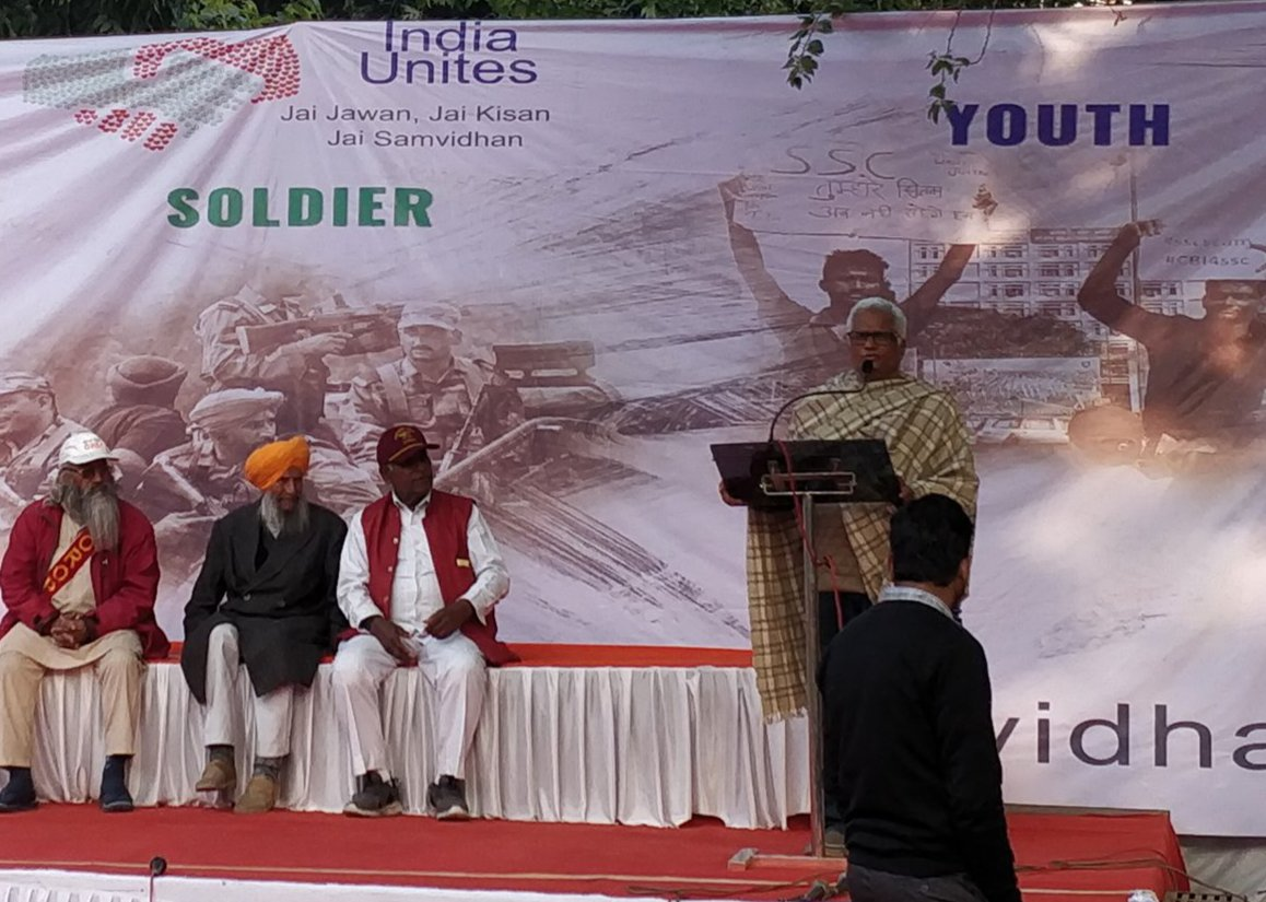 #IndiaUnites Day 5: Civil Society unites, #IndiaRejectsHate 6