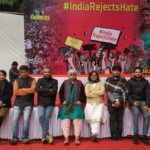 #IndiaUnites Day 5: Civil Society unites,  #IndiaRejectsHate