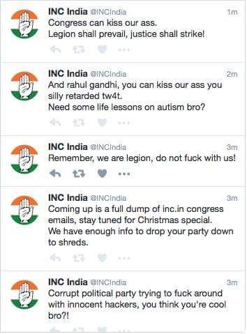"""5 things that tell you """"Legion"""" hackers are yet another BJP front 2"""