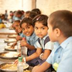 Maharashtra's discontinuation of hot cooked meals in aanganwadis #corruption