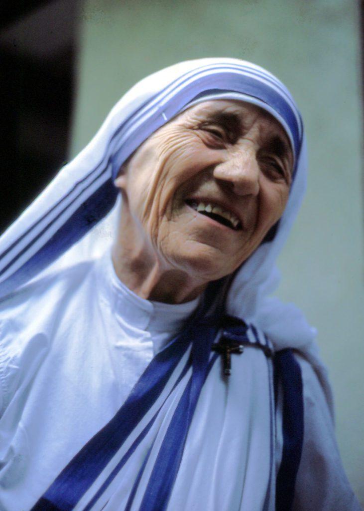 Mother Teresa of kolkata