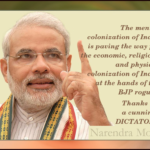 BJP declares war on India