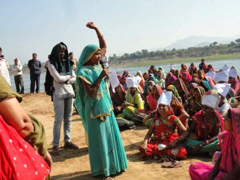 Narmada Bachao Andolan Protests