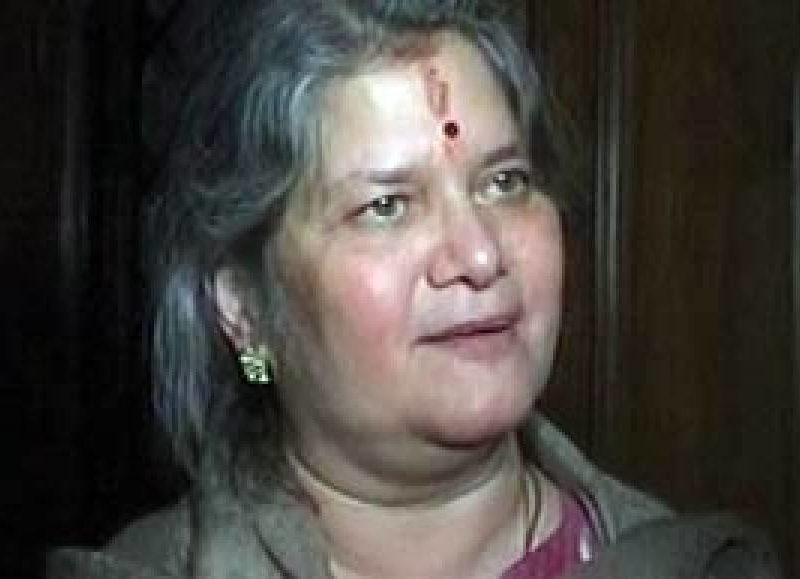 National Commission for Women Chief Mamta Sharma