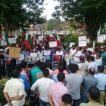 Scenes from protests nationwide against Gauri Lankesh's murder 2