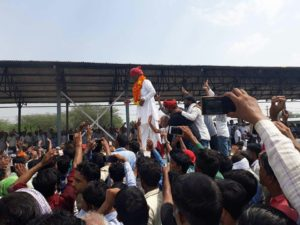 Victory rally as Rajasthan government accepts farmer demands