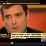 Rahul Gandhi Interview and my fury with the Congress Party