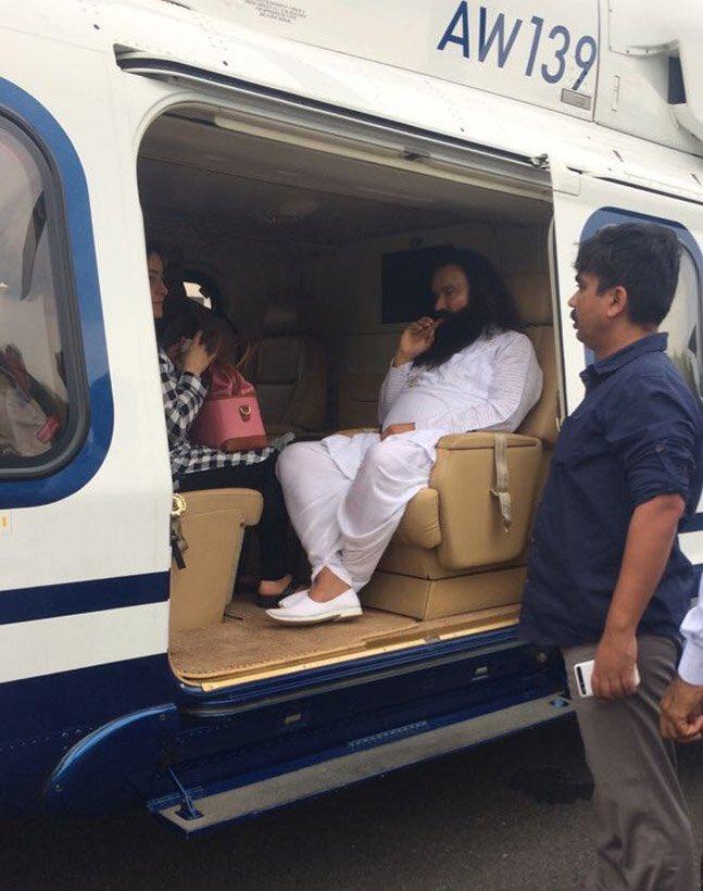Gurmeet Ram Rahim Singh Insaan and why Haryana is burning #KillingFieldsOfHaryana 1