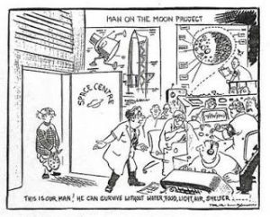 R K Laxman's common man who endures everything