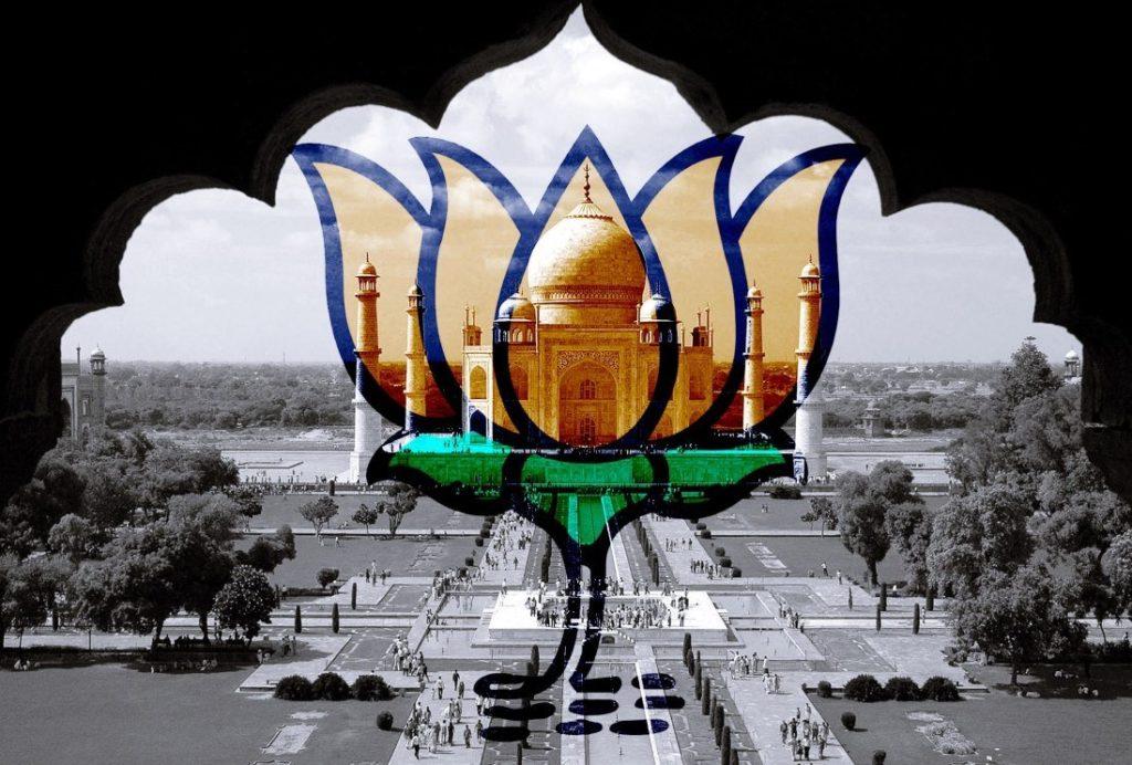 Taj Mahal - Origin in trouble? 9