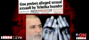 Two important questions about the chargesheet against Tarun Tejpal