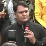 Vinod Kumar Binny accuses Aam Aadmi Party of broken promises