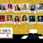 An objection against the Women Writers Fest 2017