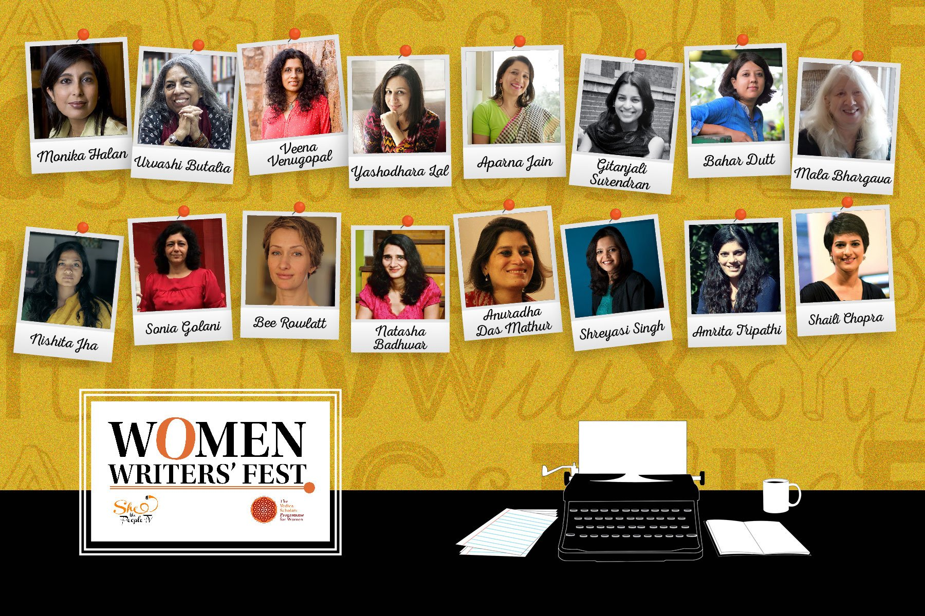 Women Writers Fest 2017